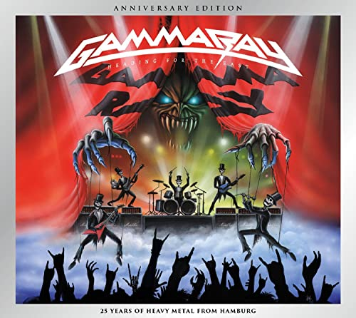 Gamma Ray - Heading For The East (Anniversary Edition)
