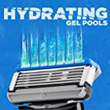 Schick Hydro 5 Sense Hydrate Razor with Shock
