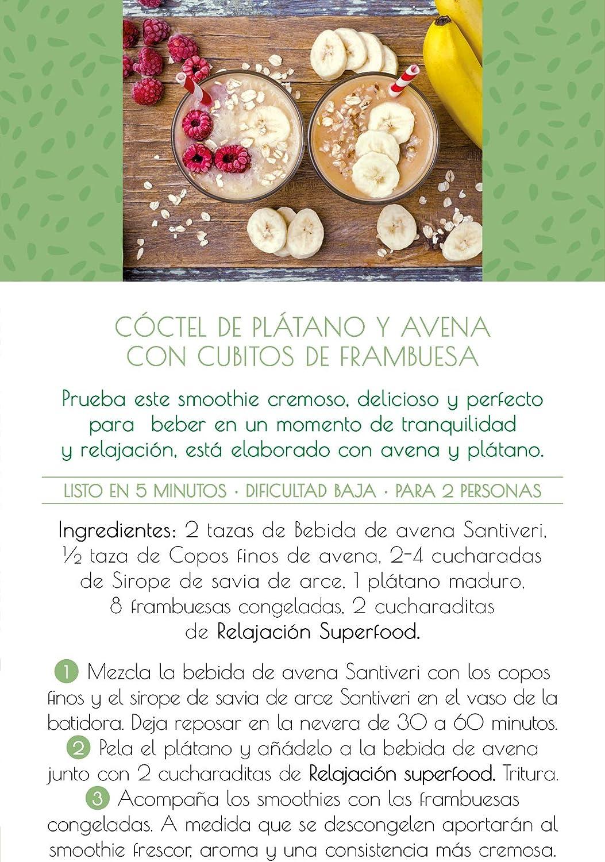 Superfood Santiveri by Elsa Punset relajación (contiene Vitamina C ...