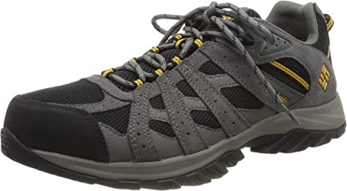 Columbia Mens Canyon Point Low Waterproof Hiking Shoes