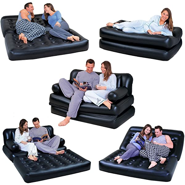 Bestway 75064 - Sofá Hinchable Extra Confortable Chaise ...