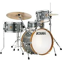Tama Club Jam 10/14/18/5x13 4pc. Kit de batería Galaxy Silver