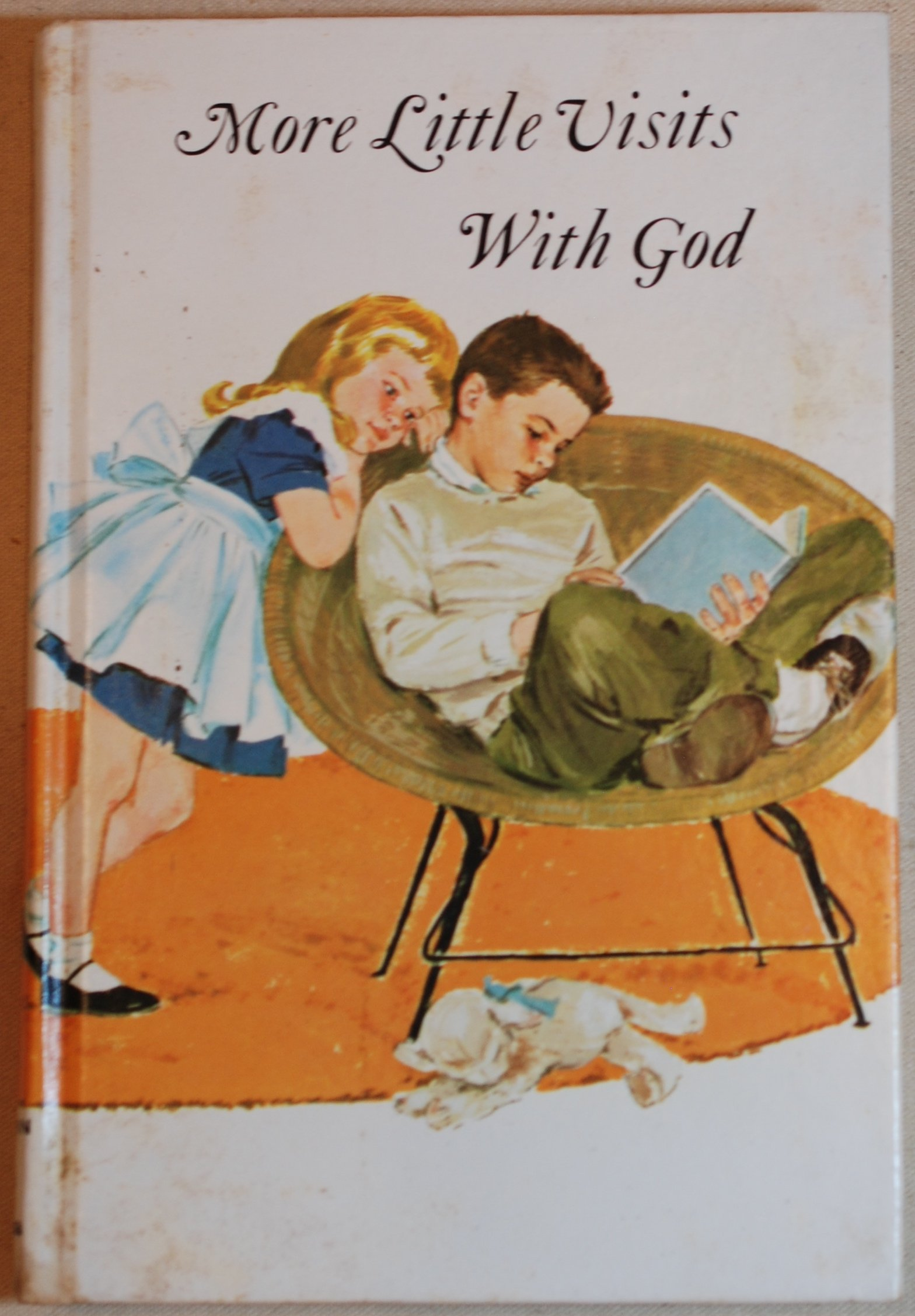 MORE LITTLE VISITS WITH GOD Devotions for Families with Young Children:  Allan Hart and Simon, Martin P. Jahsmann: Amazon.com: Books