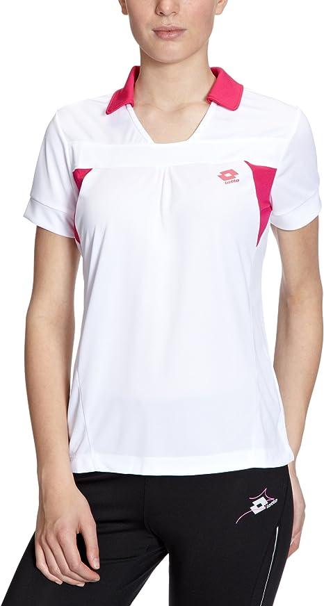 Lotto Sport - Polo de Deporte para Mujer: Amazon.es: Ropa y accesorios