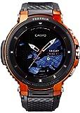 CASIO Pro Trek Touchscreen Outdoor Smart Watch Resin Strap, Black, 27 (Model: WSD-F30-RGBAU