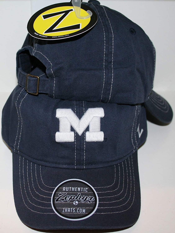 Zephyr University of Michigan Wolverines Top 100% Cotton Solo ...