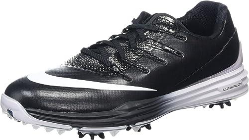 Culo Herencia biografía  Amazon.com | Nike Lunar Control 4 Golf Shoes 819037-001 - Black/White - 7 -  Medium | Golf