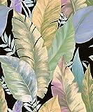 Hawaiian Tropical Flowers Amp Surfboard Wallpaper Border