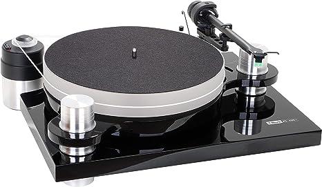 Block PS-100 Tocadiscos con correa de transmisión negro: Amazon.es ...