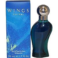 Giorgio Beverly Hills Wings for Men Eau de Toilette Spray for Him, 50ml