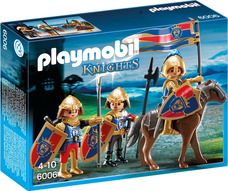 Playmobil 6006 Spähtrupp der Löwenritter