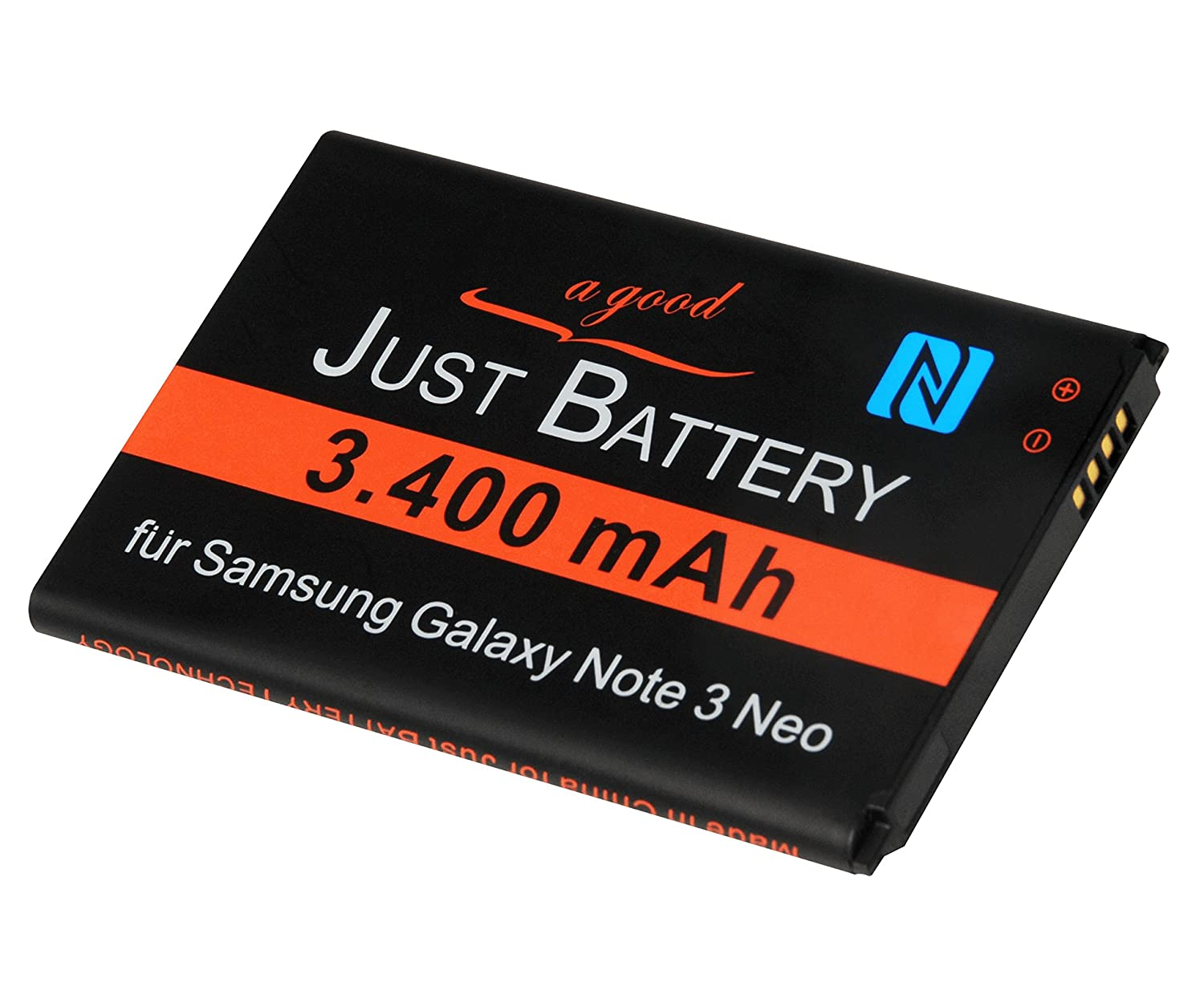 original Battery 3400 mAh JuBaTec SM- for Samsung Galaxy