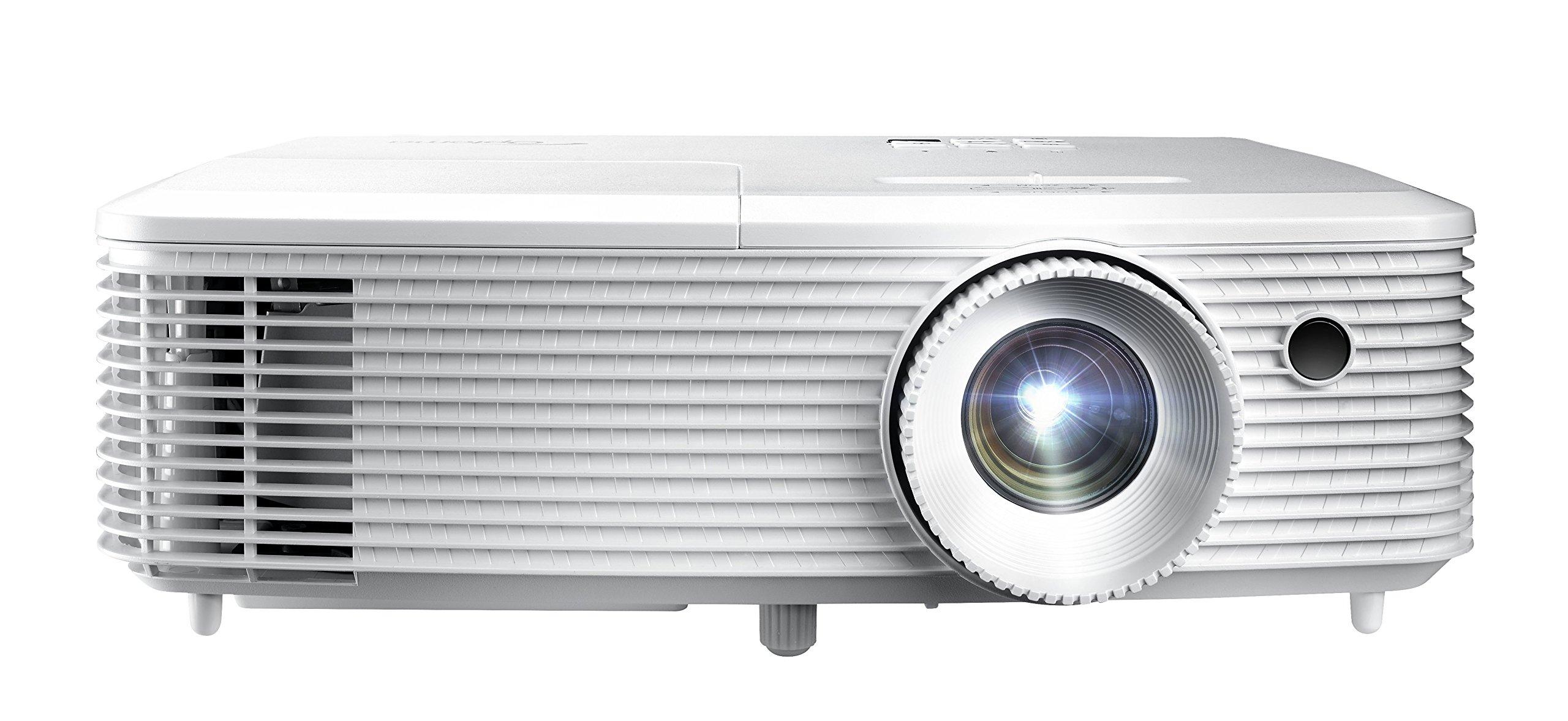 Optoma S365 SVGA 3600 Lumens 3D DLP Business Projector