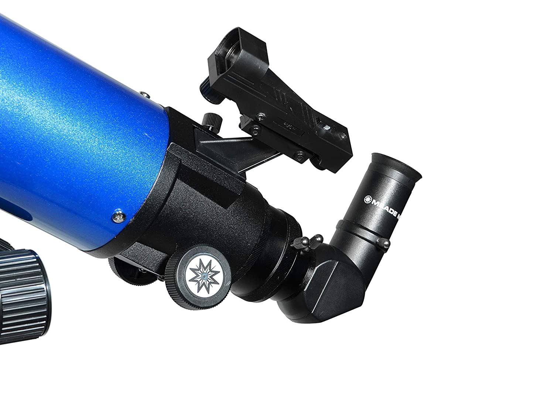 Meade Instruments Infinity 102AZ Refractor Telescope Metallic Blue
