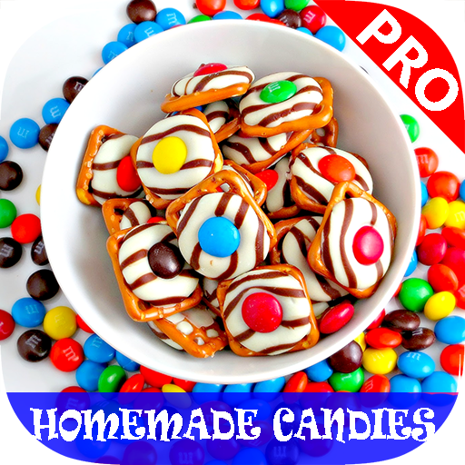 How To Make Homemade Candies - Over 500+ Candy Recipes