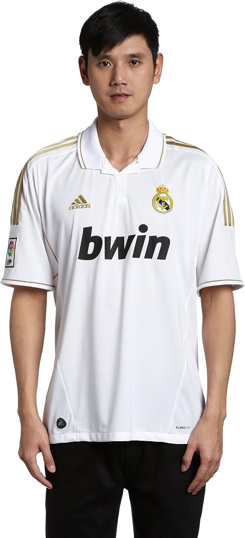 2011-12 Real Madrid Adidas Home Football Shirt