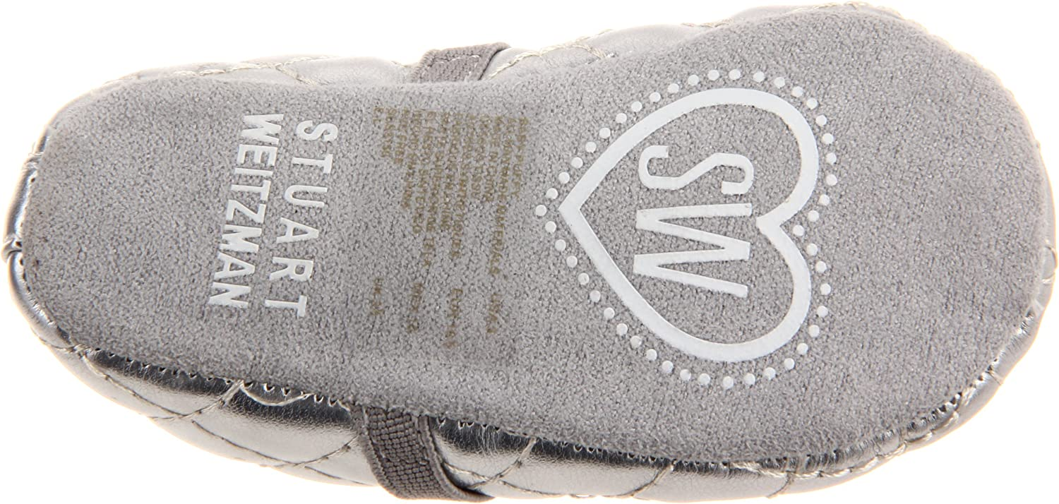 Infant//Toddler Stuart Weitzman Layette Baby Puffy Ballet Flat