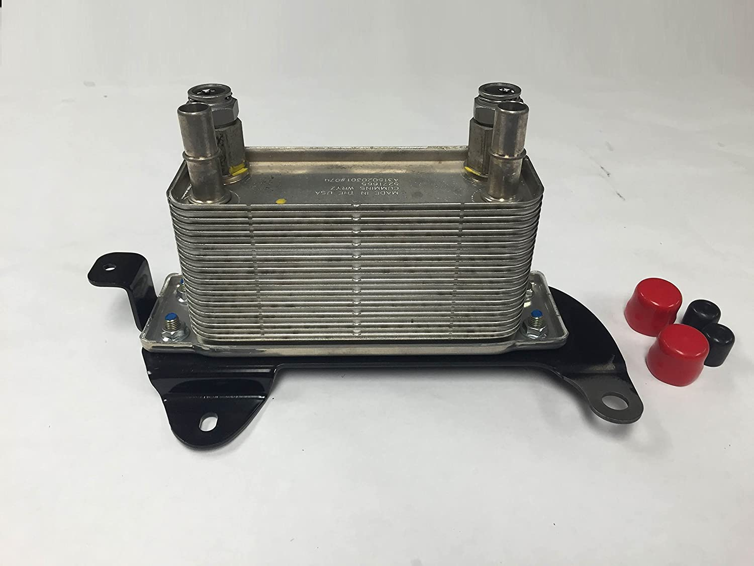 NEW Replacement 68139111AA TRANSMISSION OIL COOLER for DODGE RAM 2500 3500 DIESEL 6.7L American Cooling Solutions