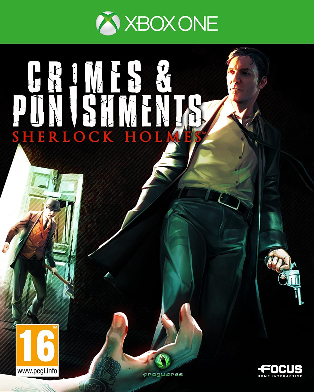 Crimes & Punishments: Sherlock Holmes [Importación Inglesa ...