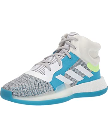 dd8e4667 adidas Unisex-Kid's Marquee Boost Basketball Shoe