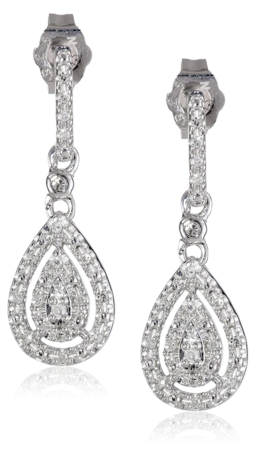 cluster delp earrings jewellery diamond