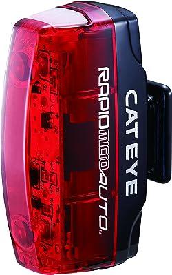 キャットアイ(CAT EYE) セーフティライト TL-AU620-R RAPID micro AUTO