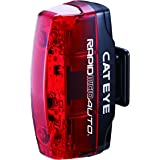 キャットアイ(CAT EYE) テールライト RAPID micro AUTO TL-AU620-R USB充電式 オートライト搭載