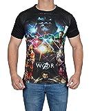 Miracle(Tm) Avengers Infinity War Superhero T-Shirt - Mens Adult Super Heroes Shirt