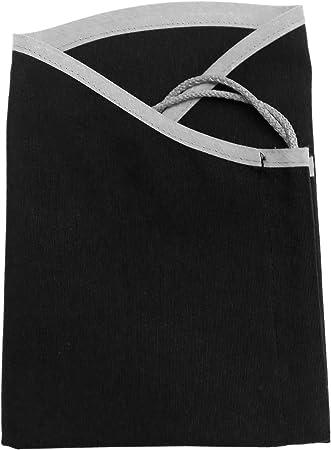 Jamonprive Cubre Jamón Color Negro - Ideal para Cubrir el Jamón Serrano o Ibérico