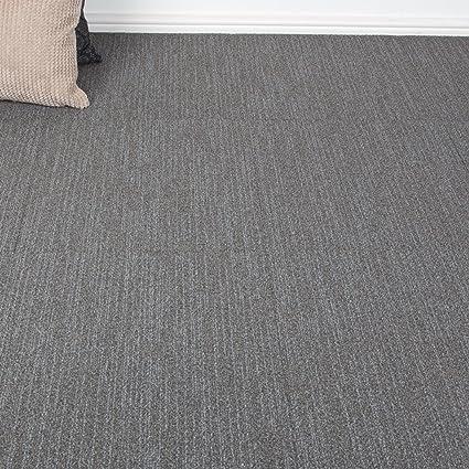Milliken Barc Design Grey Carpet Tile for Homes and Offices 46cm x 46cm, 4.18m2 (20 Tiles): Amazon.co.uk: DIY & Tools
