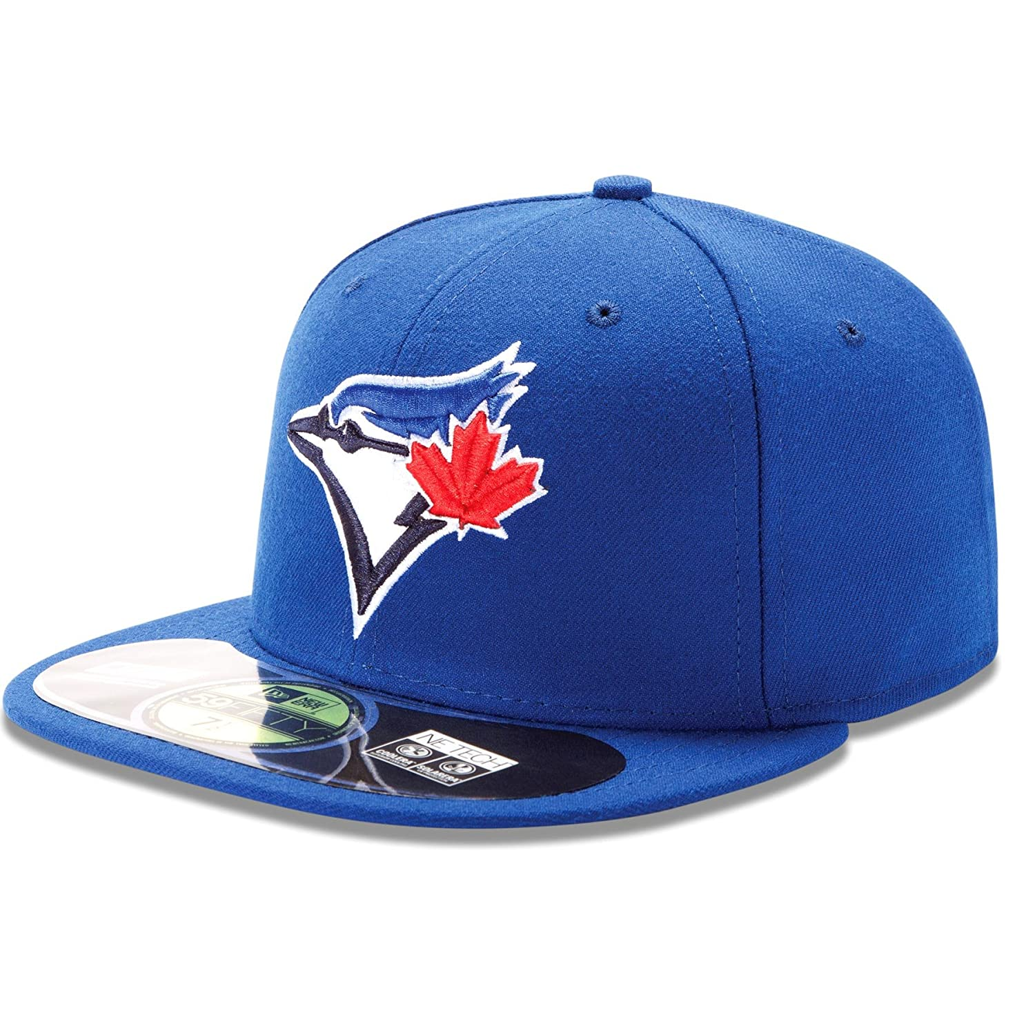 buy online a0be1 96a1c Toronto Blue Jays 59Fifty Authentic Fitted Performance Game MLB Baseball Cap  - Size 7, Baseball Caps - Amazon Canada