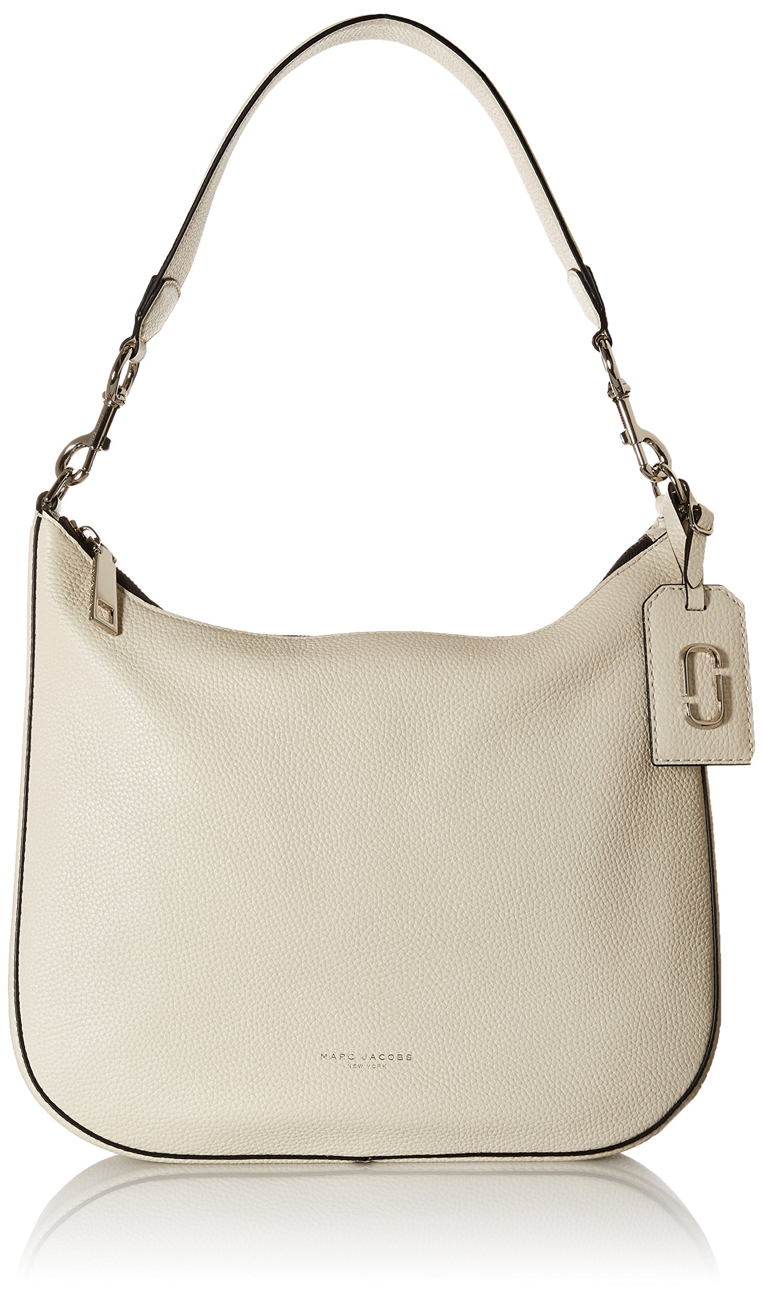 Marc Jacobs Gotham City Hobo Shoulder Bag, Off White, One Size by Marc Jacobs