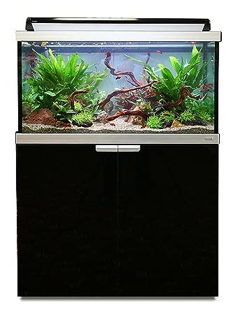 Fische & Aquarien Aquarium Komplett Mit Unterschrank Und Filter Fluval 305