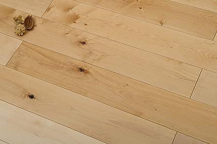 Birch Solid Wood Floors Birch Flooring 34 Thickness X 5 Width