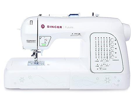 Maquina de coser singer bordadora