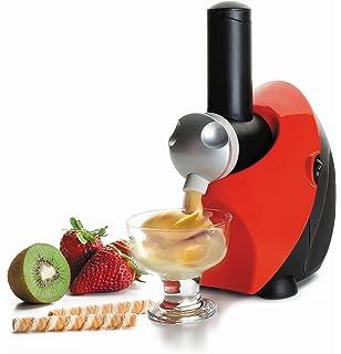 Gelatiera BANANAS macchina del gelato sorbetto frutta NO LATTICINI 150 W