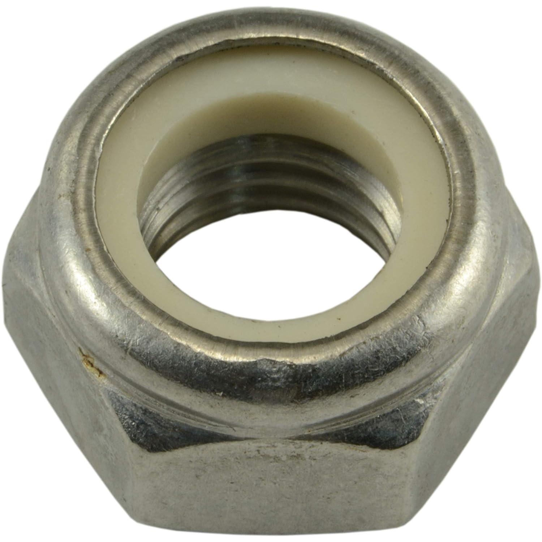 12mm-1.75 Hard-to-Find Fastener 014973190019 Nylon Insert Lock Nuts Piece-3