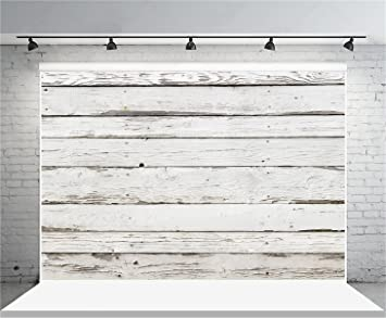 AOFOTO 8x6ft Weathered Wooden Fence Photography Background Vintage Shabby Wood Plank Backdrop Old Hardwood Panels Kid Adult Artistic Portrait Nostalgia Photoshoot Studio Props Video Drape Wallpaper