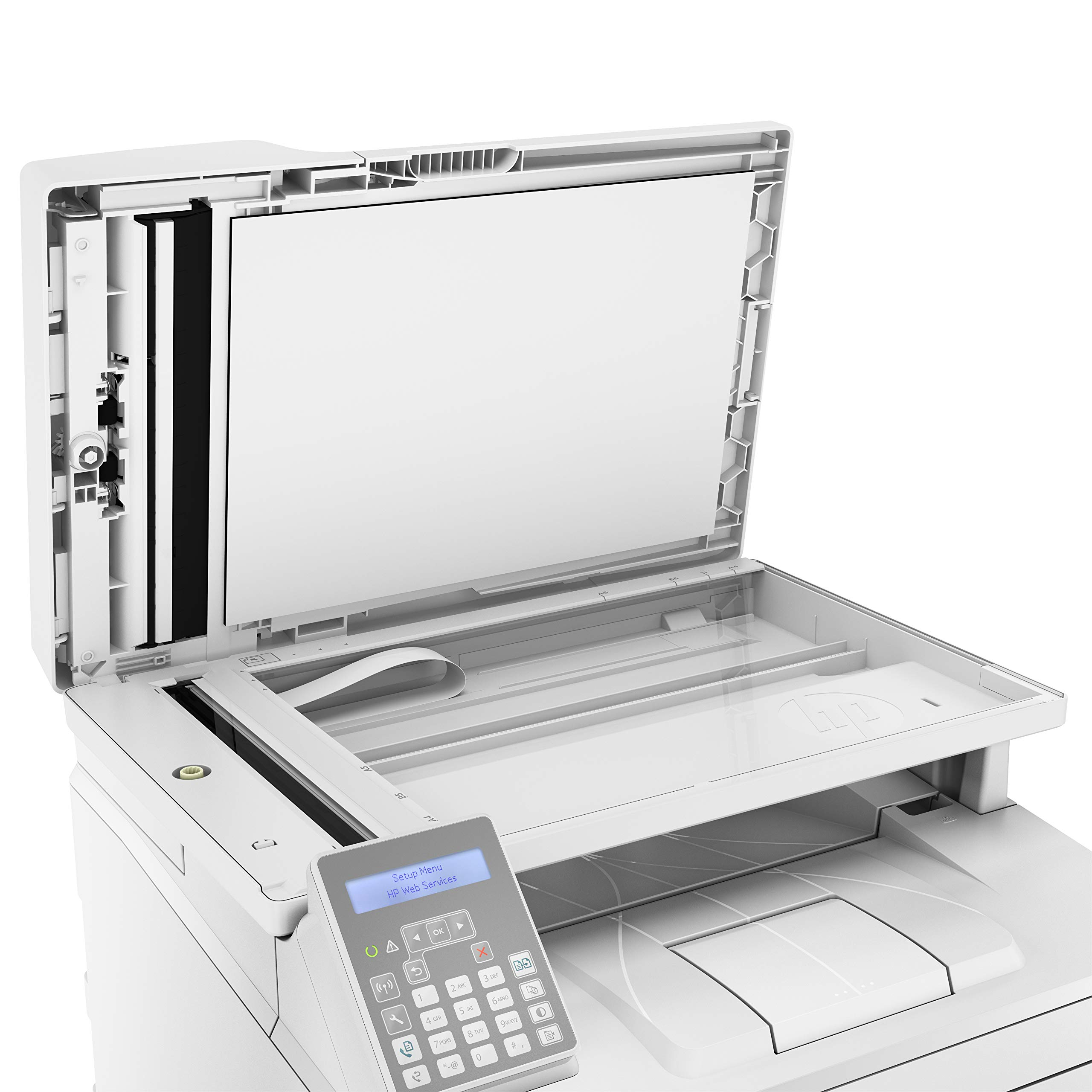 HP Laserjet Pro M148fdw All-in-One Wireless Monochrome Laser Printer with Auto Two-Sided Printing, Mobile Printing, Fax & Built-in Ethernet (4PA42A) by HP (Image #19)