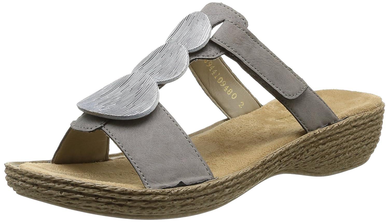 Rieker Chaussures Sacs femme 6585344 et Sandales SWOqScwxr1