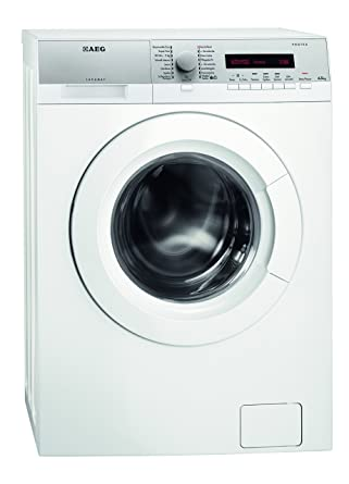 AEG L76275SL Waschmaschine Frontlader/freistehende Waschmaschine mit ...