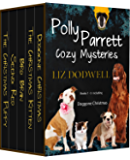 Polly Parrett Pet-Sitter Cozy Mysteries Collection (5 books in 1): Doggone Christmas, The Christmas Kitten, Bird Brain, Seeing Red, The Christmas Puppy