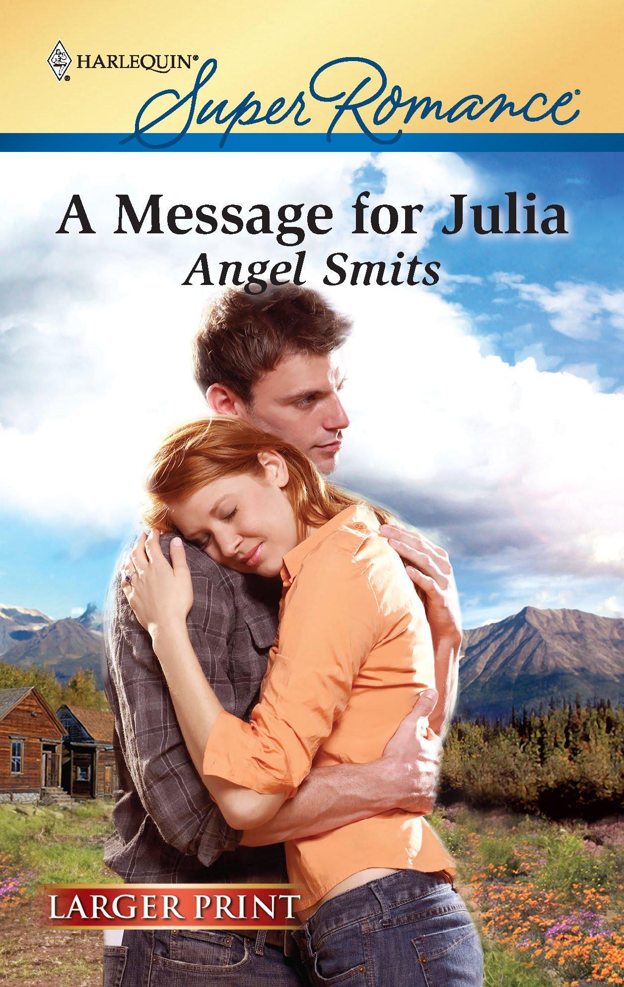 Read Online A Message for Julia ebook