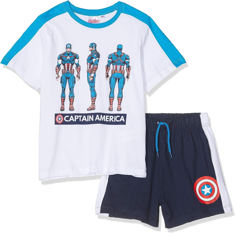 Marvel Boys Avengers Clothing Set