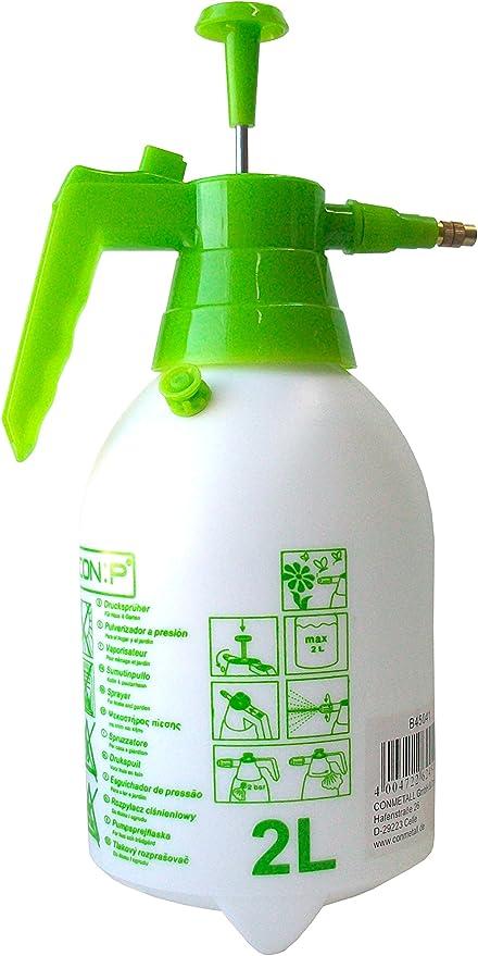 con: P pulverizador Jardín drucksp rüher, 2 L, con Recipiente ...