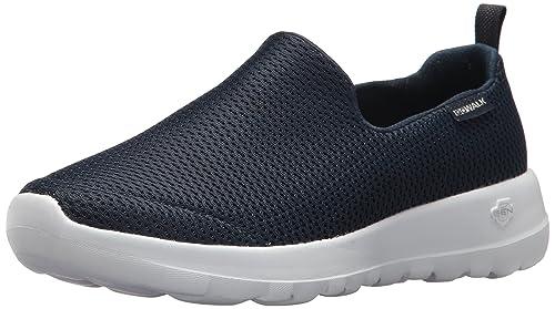 Skechers Go Walk Joy, Zapatillas sin Cordones para Mujer, Negro (Black BBK), 37.5 EU