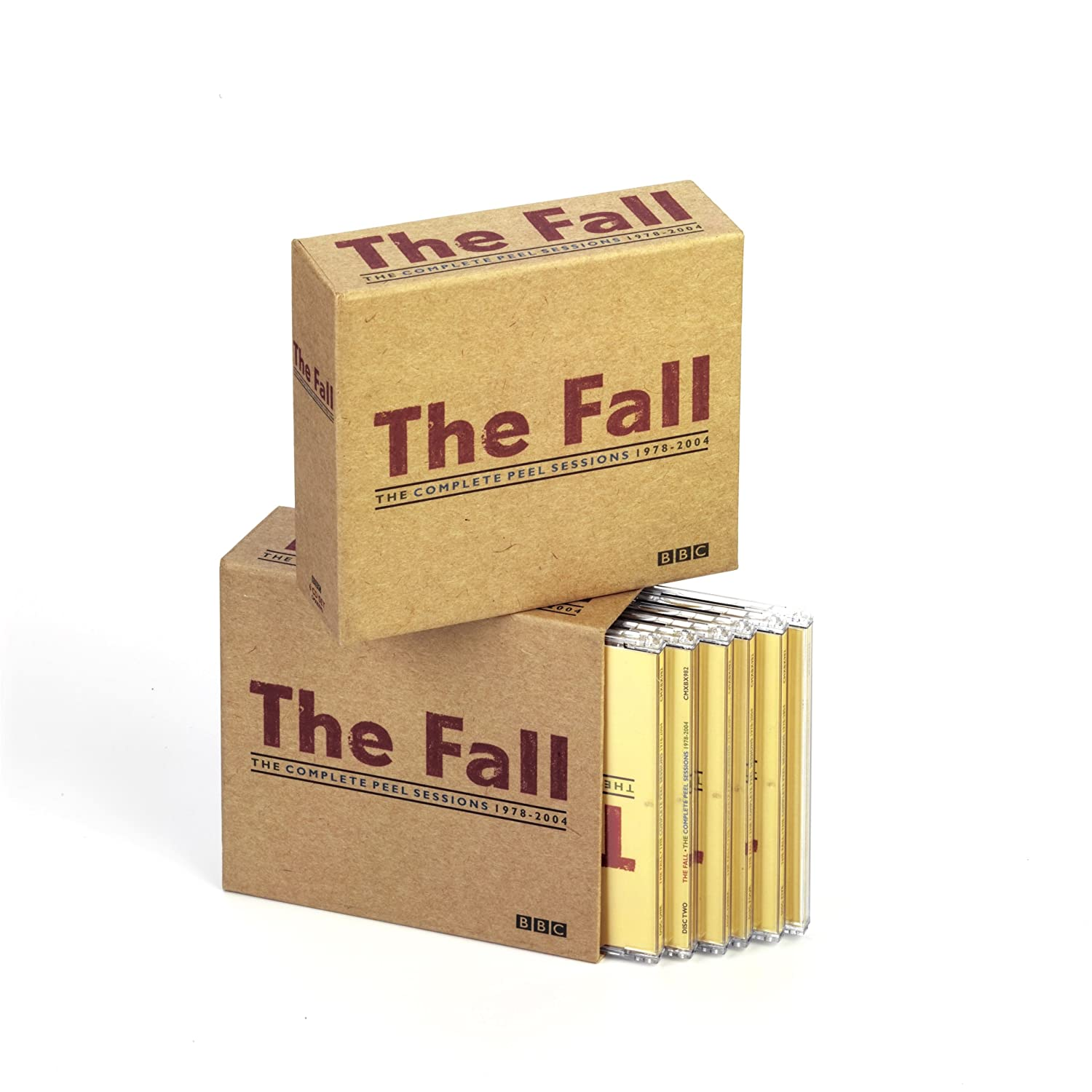 Image result for the fall peel sessions box set booklet
