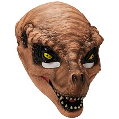 Rubie's Costume Jurassic World T-Rex Child Mask Costume: Toys & Games