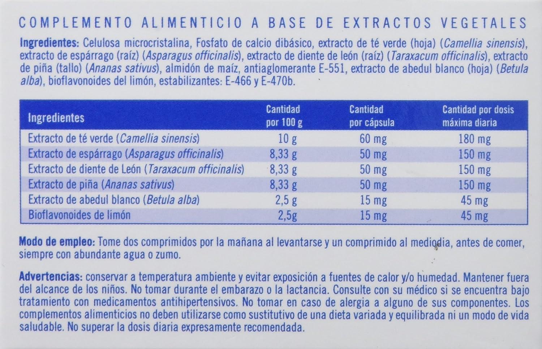 Retención Acuarético H2O - 45 Cápsulas: Amazon.es: Salud y cuidado personal