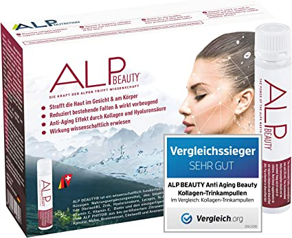 ALP BEAUTY Colágeno Acido Hialurónico Vitamina C Zinc 14x25 ml ...
